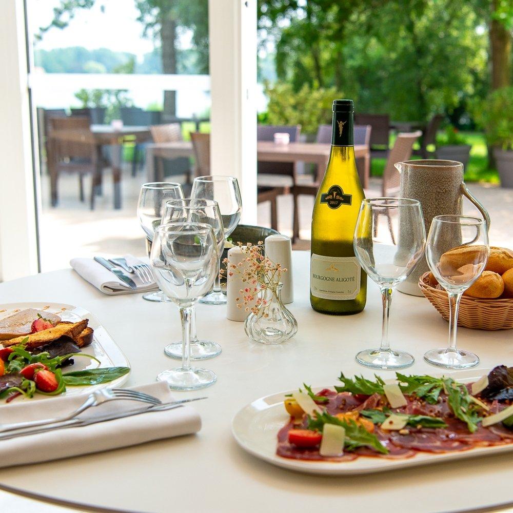 Restaurant Dunkerque - La Terrasse du lac